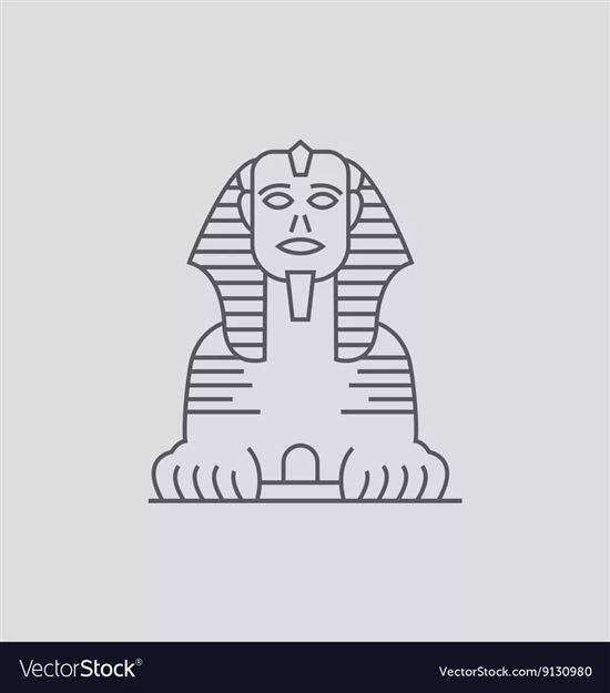 наград сфинкс картинки египет карандашом формой проявления
